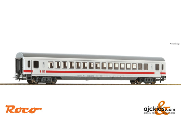 Roco 54161 - 2nd class IC open seating coach