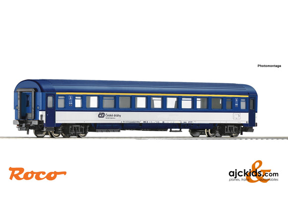 Roco 54169 - 1st class Eurocity fast train coach