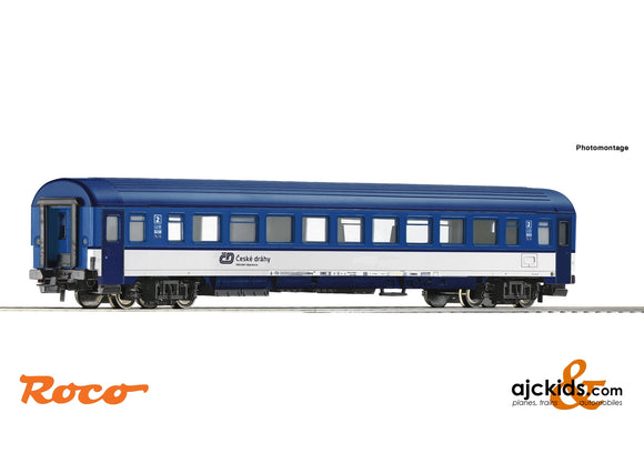 Roco 54170 - 2nd class Eurocity fast train coach