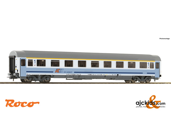 Roco 54172 - 1st class IC fast train coach