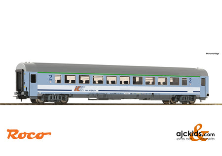 Roco 54173 - 2nd class IC fast train coach