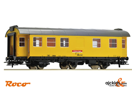 Roco 54294 Living and sleeping car for construction trains