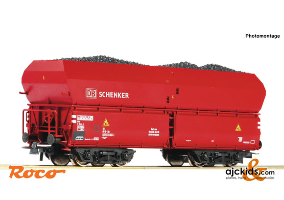 Roco 56339 - Self unloading hopper wagon