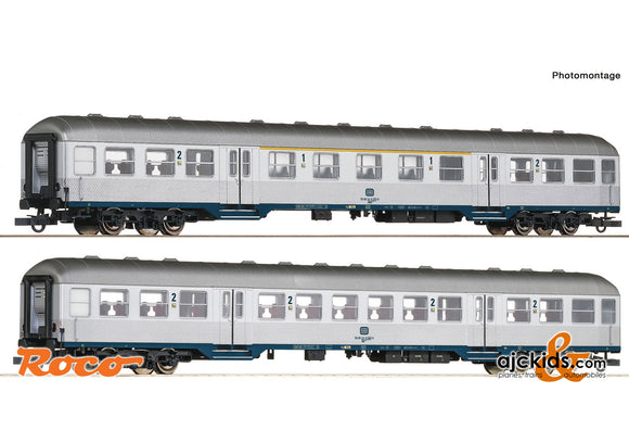 Roco 64175 - 2 piece set: The Karlsruhe train