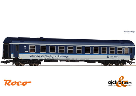 "Roco 64862 - Sleeper coach ""Y/B 70"""