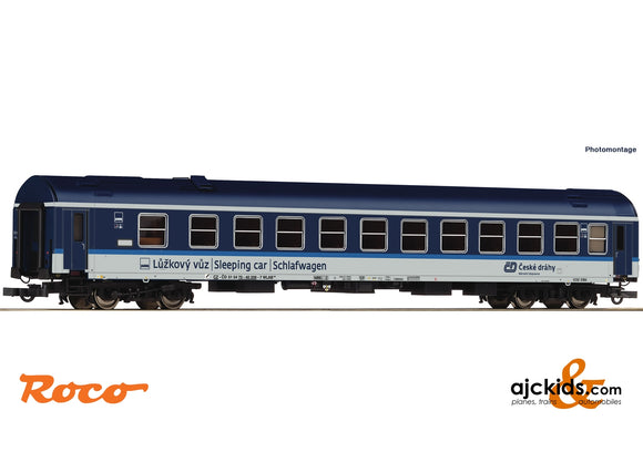 Roco 64862 - Sleeper coach