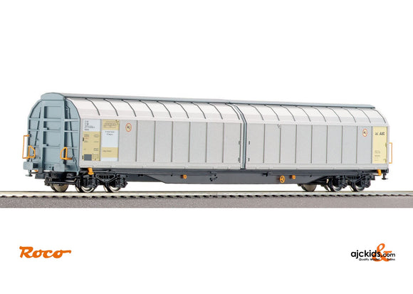 Roco 66454 Sliding wall boxcar of the AAE/PKP
