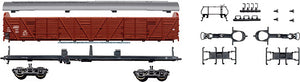 Roco 66641 4-axle boxcar kit