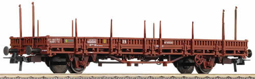 Roco 66781 Swivel stake car, RENFE