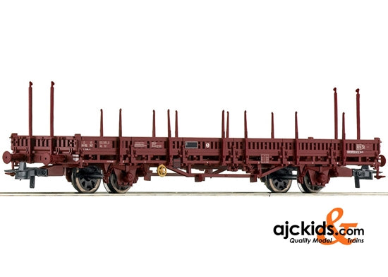 Roco 67243 Swing stake wagon