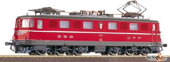 Roco 68635 Electric Locomotive Ae 6/6 Kant. AC