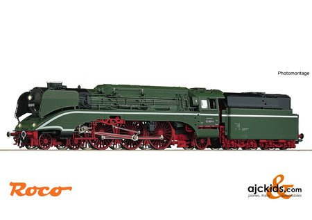 Roco 70201 - Steam locomotive 02 0201-0
