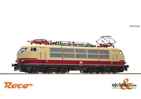 Roco 70211 - Electric locomotive 103 195-4