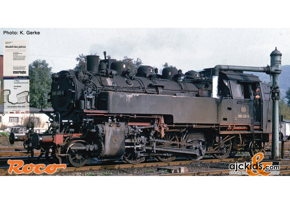 Roco 70317 - Steam locomotive 086 400-9