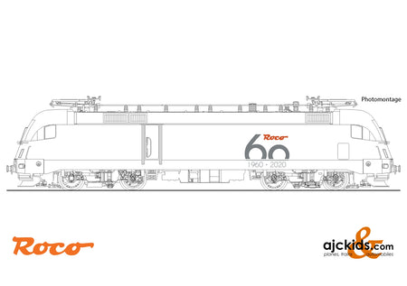 "Roco 70485 - Electric locomotive class 1116 ""60 years of ROCO"""