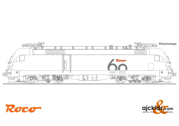 Roco 70485 - Electric locomotive class 1116