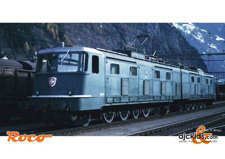 Roco 71814 - Electric locomotive Ae 8/14 11851