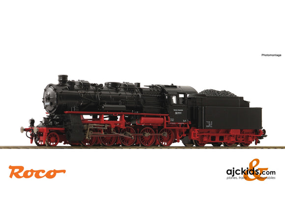 Roco 71922 - Steam locomotive class 58