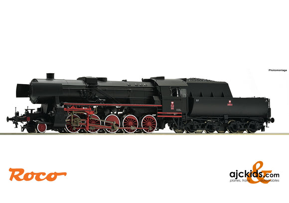 Roco 72062 - Steam locomotive Ty2