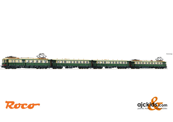"Roco 72065 - Electric multiple unit ""Blokkendoos"