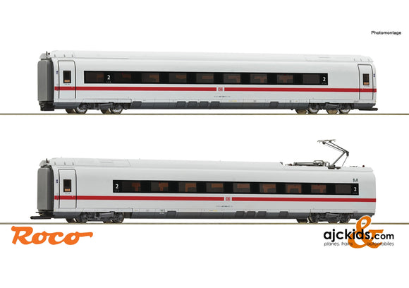 Roco 72098 - 2 piece set: Intermediate coaches class 407