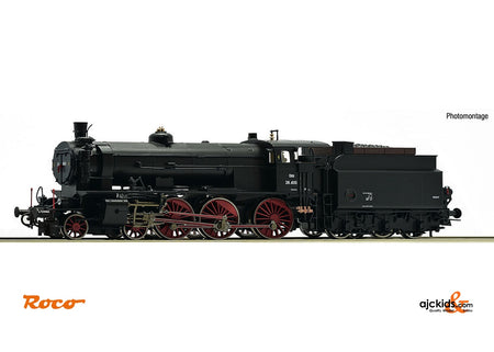 Roco 72124 Steam locomotive class 38 ÖBB