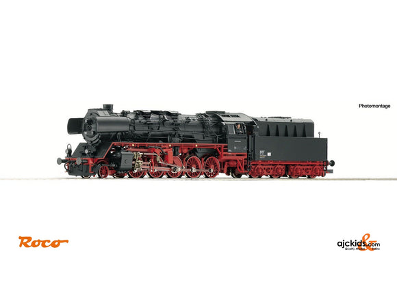 Roco 72244 Steam locomotive class 50.50 DR