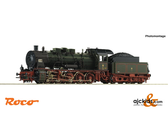 Roco 72261 - Steam locomotive class G 10