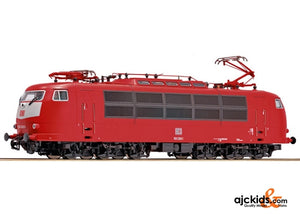 Roco 72287 Electric locomotive class 103 orient red + Camera