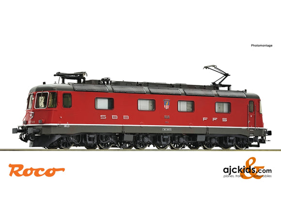 Roco 72602 - Electric locomotive 620 018-2