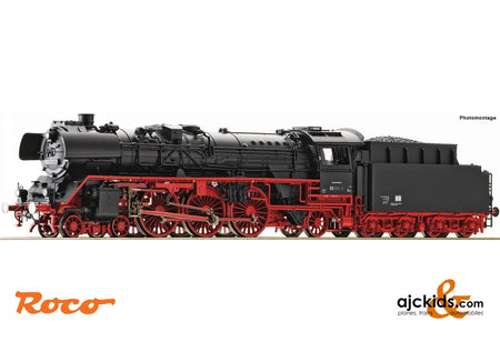 Roco 73014 - Steam locomotive class 03