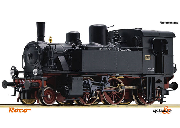Roco 73017 Steam locomotive 875 045