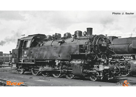 Roco 73023 Steam Locomotive class 86