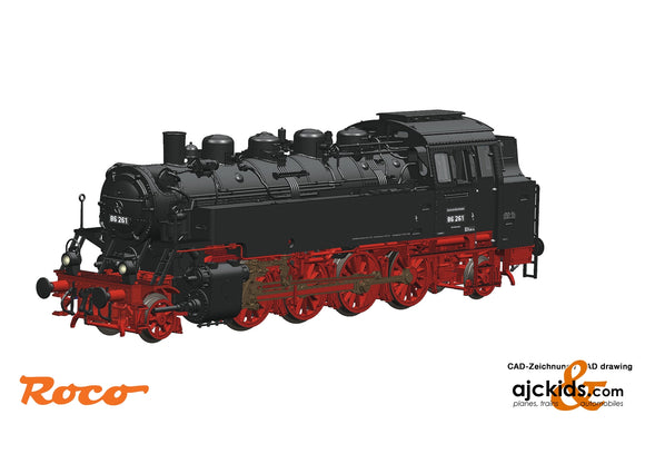 Roco 73027 - Steam locomotive 86 261
