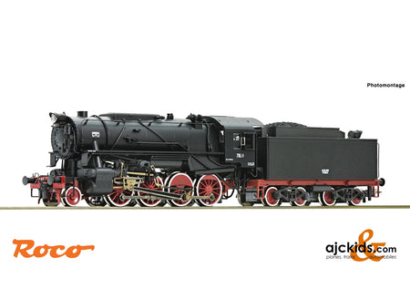 Roco 73045 - Steam locomotive class 736