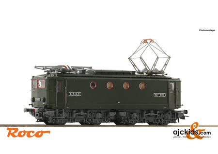 Roco 73051 - Electric locomotive class BB 8100