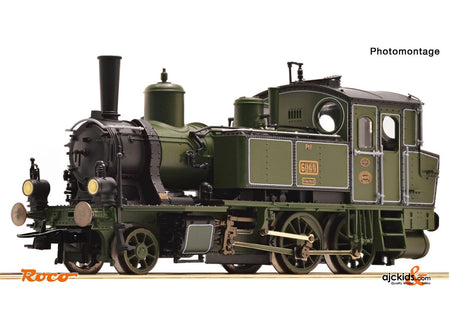 Roco 73052 Steam locomotive type Pt 2/3