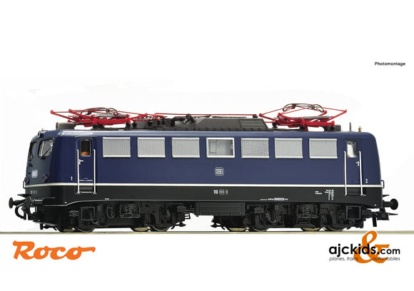 Roco 73075 - Electric locomotive 110 148-4