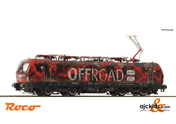 Roco 73104 - Electric locomotive 193 555-0