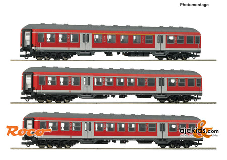 Roco 74050 - 3 piece set: Regional train