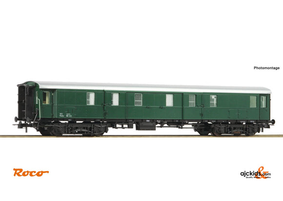 Roco 74447 Express train baggage car ÖBB