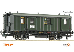 Roco 74902 Baggage car