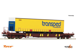 Roco 76223 Pocket wagon T3 DSB