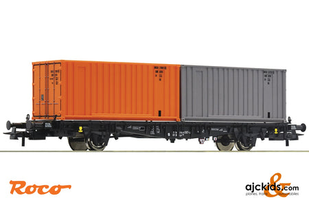 Roco 76787 - Container carrier wagon