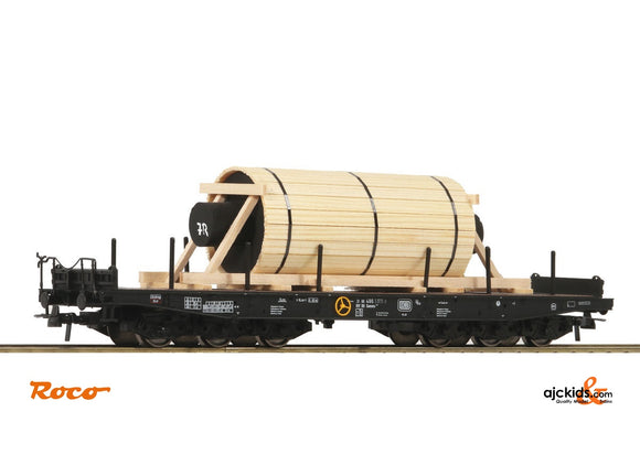 Roco 76826 Heavy duty flat wagon DB