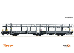 "Roco 76996 Car carrier wagon ""Cotra"" SBB"