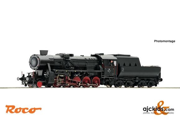 Roco 78229 - Steam locomotive class 52