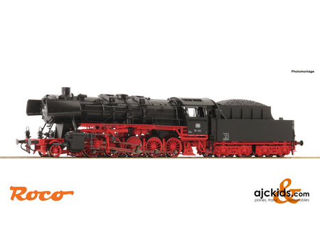 Roco 78256 - Steam locomotive 50 2973