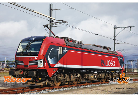 Roco 79936 - Electric locomotive 193 627-7