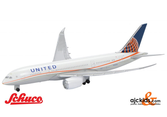 Schuco-403551684 - United Airlines, B-787-8 1:600